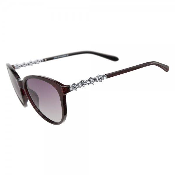 b5c47c997 75045 RED Slnečné okuliare s krištálmi Swarovski Oliver Weber Rio ...
